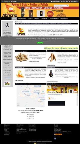 1ea7bc71cd5299 Création site e-commerce marchand - créer boutique en ligne